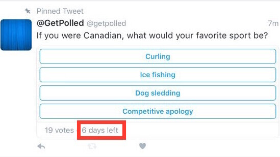 Source: Twitter testing expanded, multi-day polls [Update]