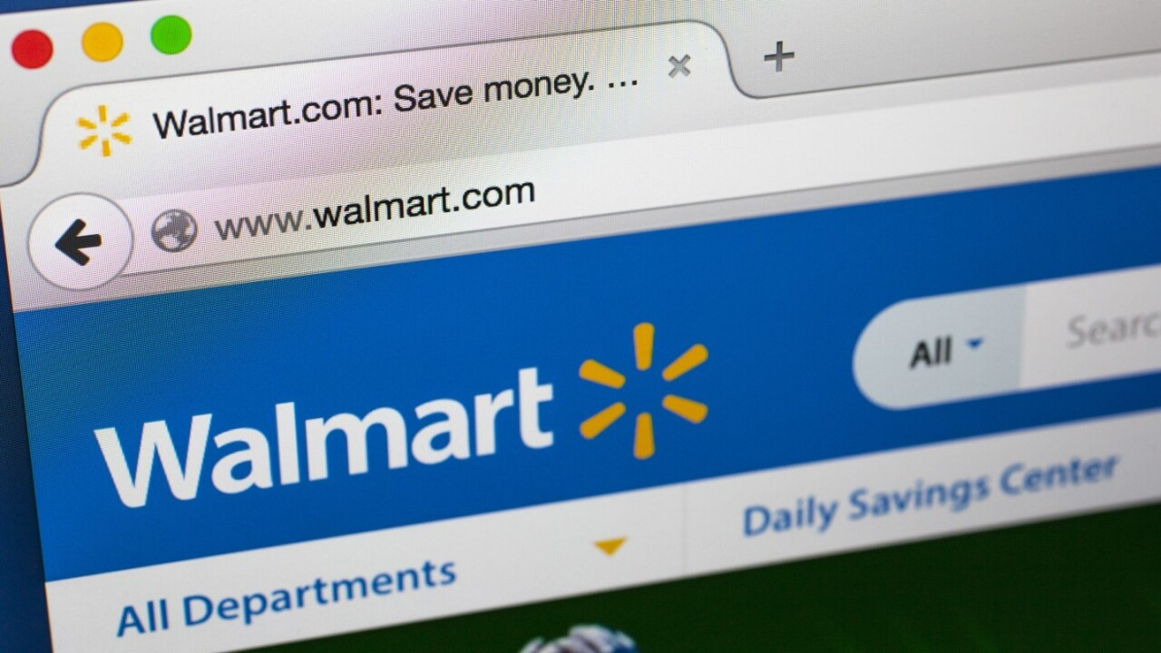 Walmart is kicking off Cyber Monday a day early this year