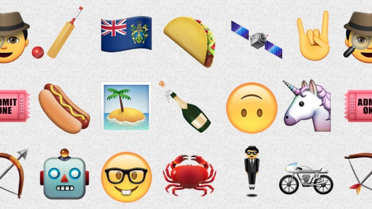 SwiftKey gets those new emoji from iOS 9.1