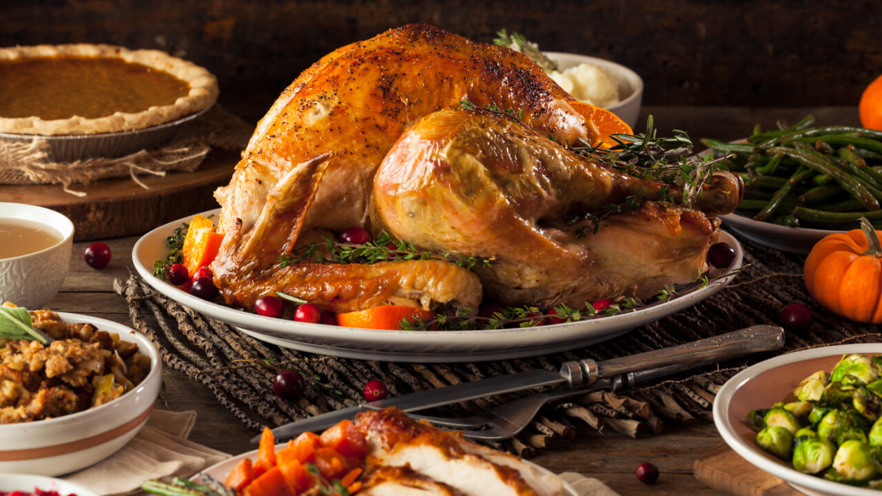 10 years of Google data shows the most popular Thanksgiving recipes in each state