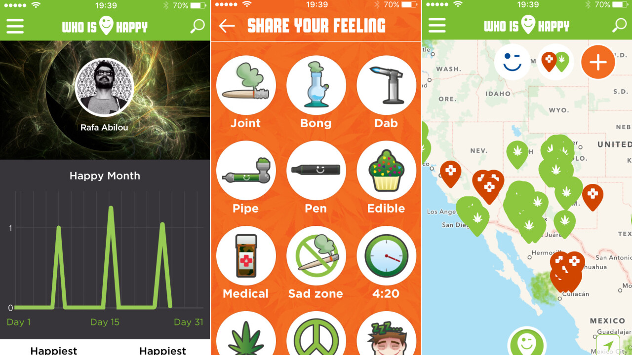 Stoner app adds weed needs location feature because only sharing where you smoked is boring