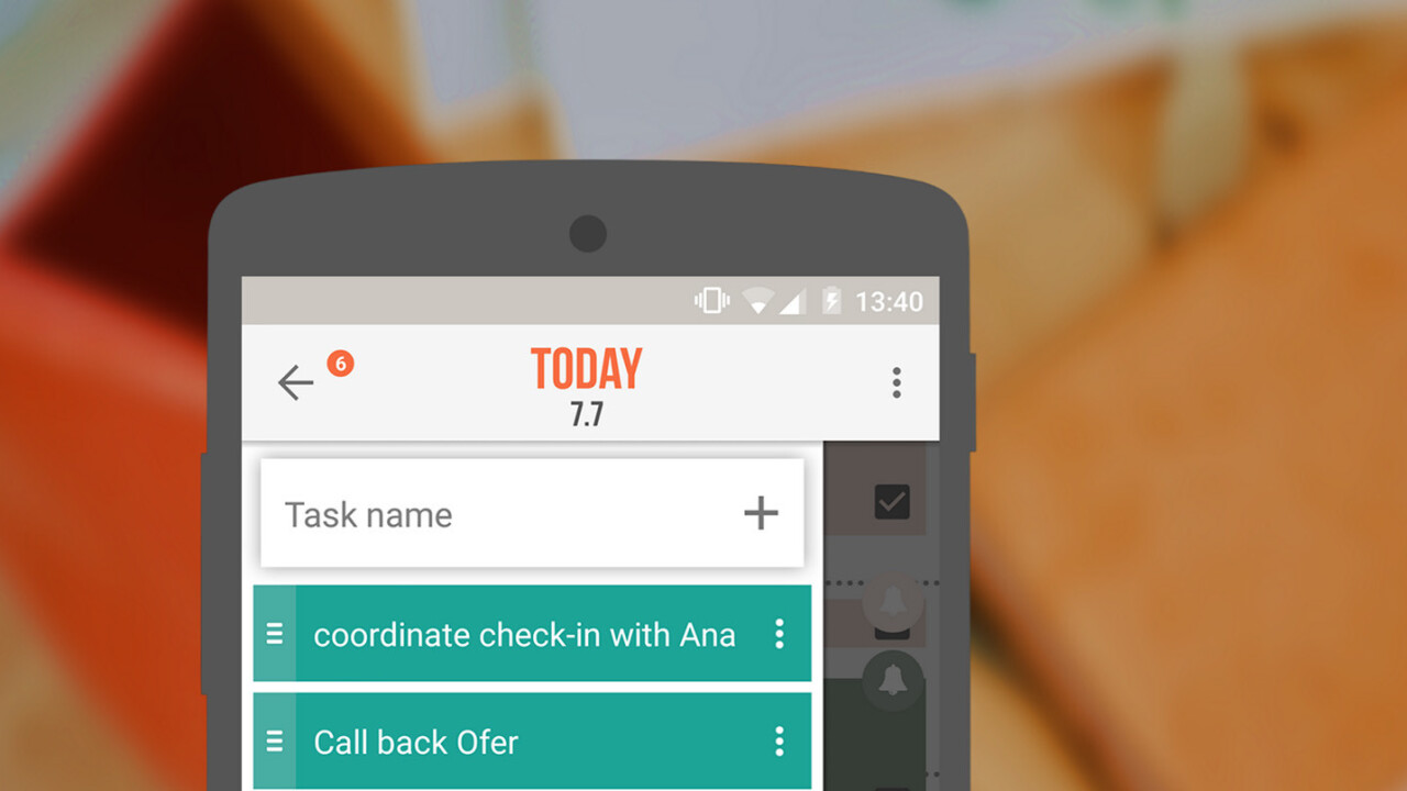 TNW's Apps of the Year: Accomplish is the smartest to-do list you'll ever use