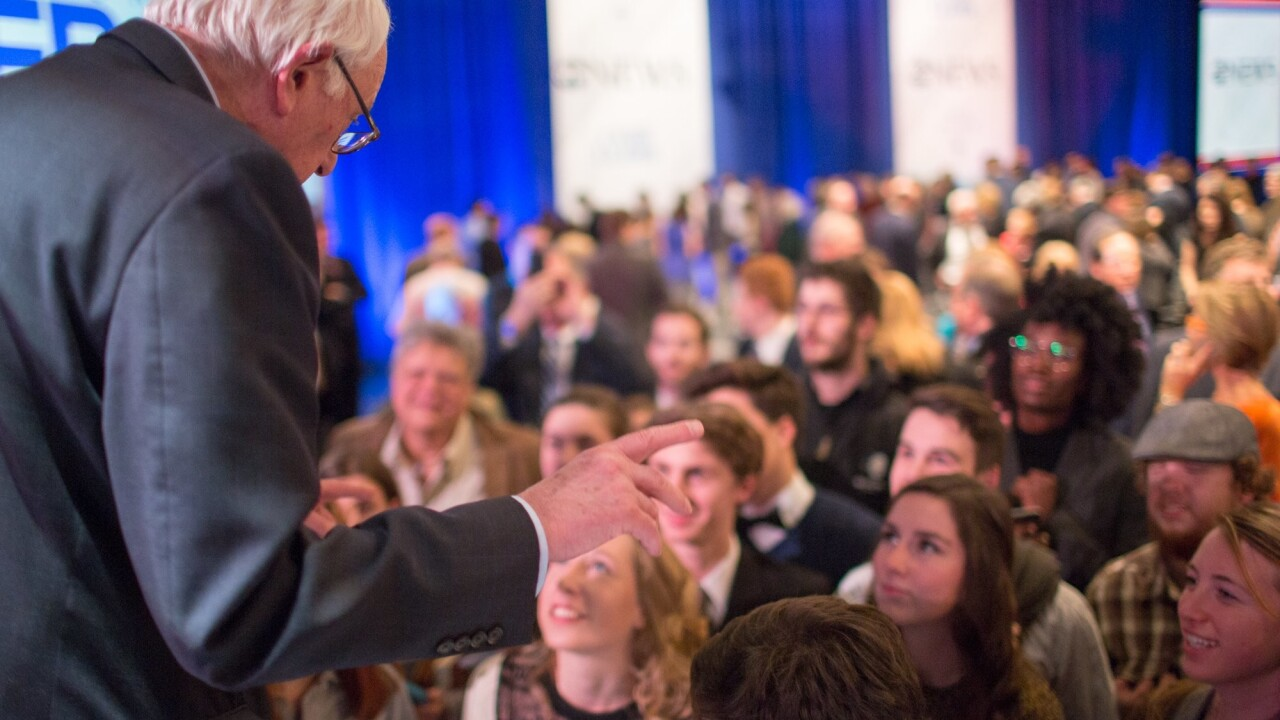 Bernie Sanders just broke Obama's record for digital fundraising