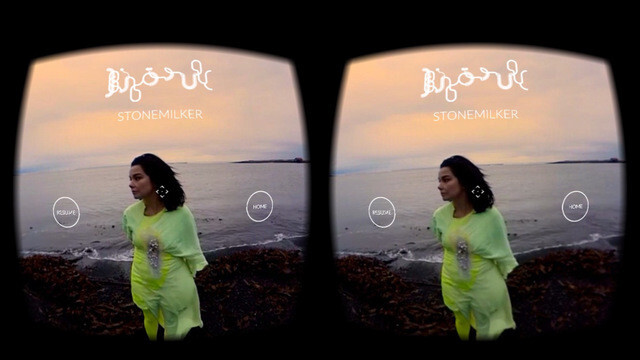 Björk fans will need a VR headset to make the most of her new  app