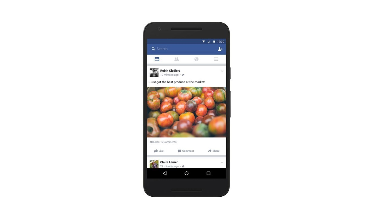 Facebook now lets you comment on posts when your phone is offline