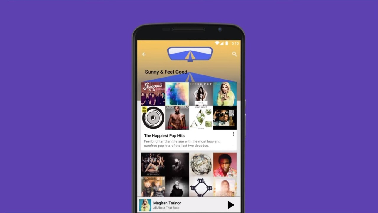 Google Play Music now offers free ad-supported radio in Canada