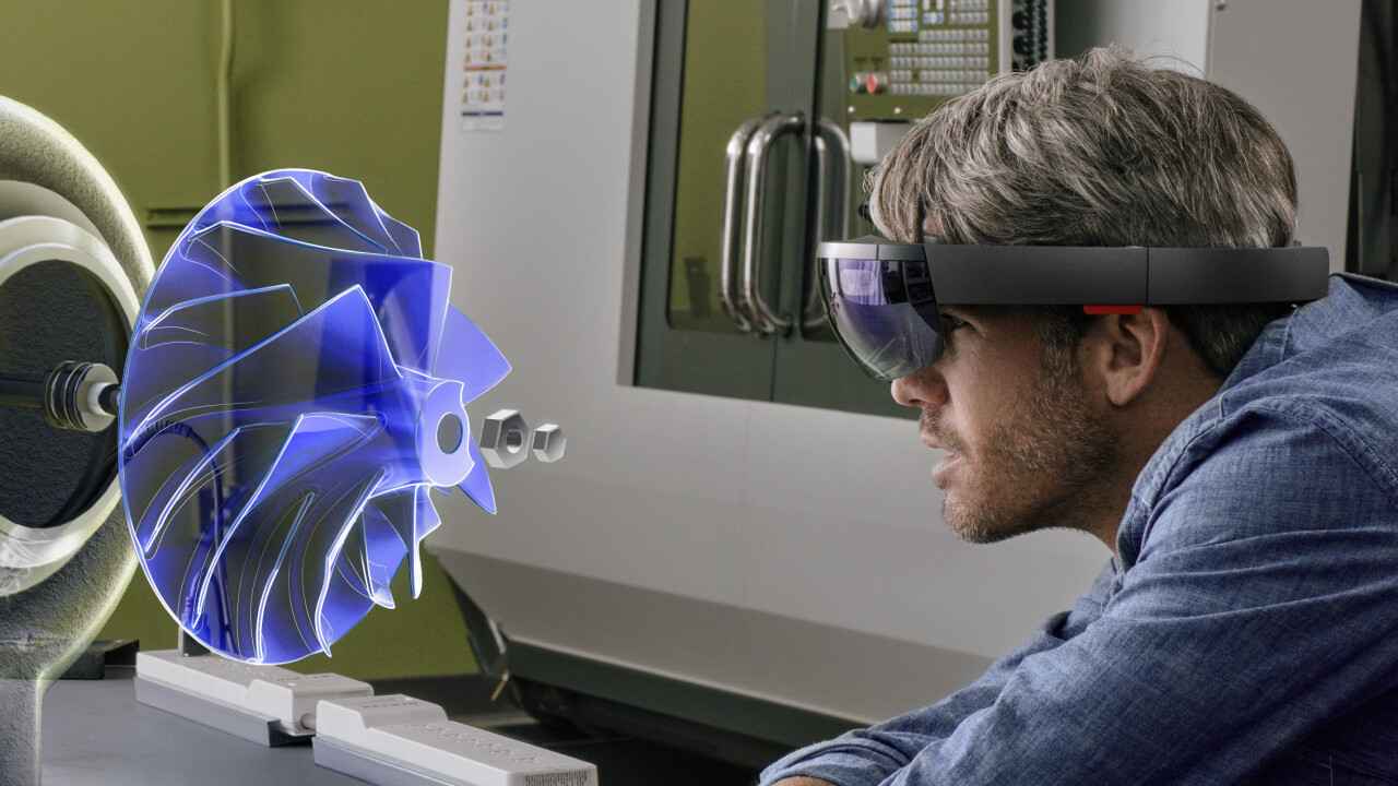 Sign up to try the Hololens in New York from today