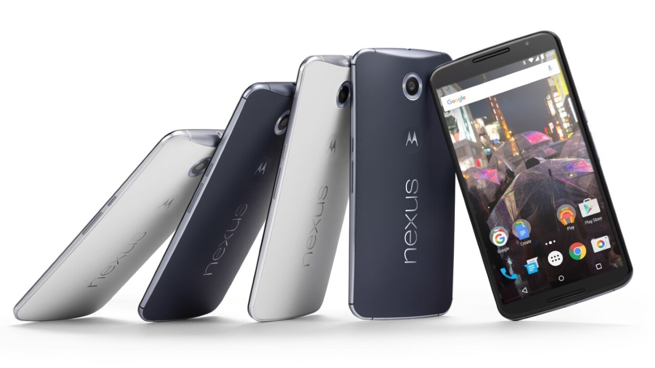 Google is reportedly designing its own Android phone this year
