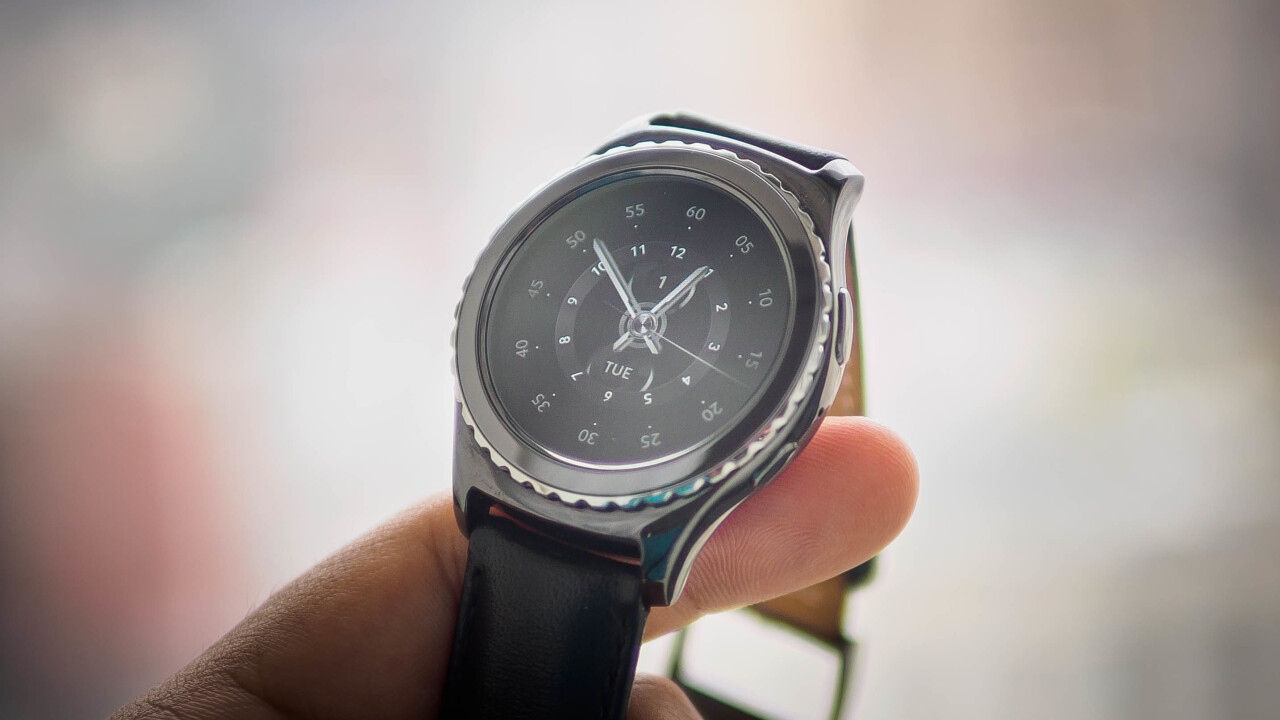 Samsung's smartwatch will be compatible with your iPhone later this year