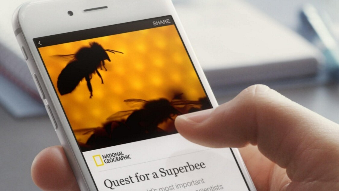 Facebook brings Instant Articles to iOS users in Latin America