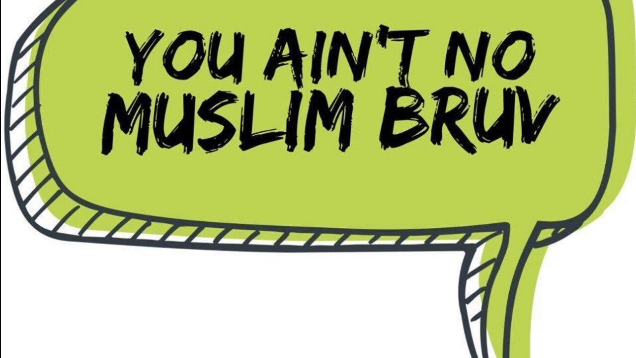 #YouAintNoMuslimBruv – a very British hashtag goes viral after terror attack on London Underground