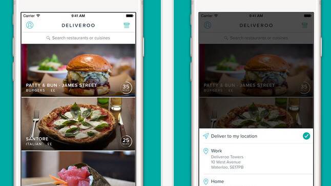TNW's Apps of the Year: Deliveroo makes pigging out disgustingly easy