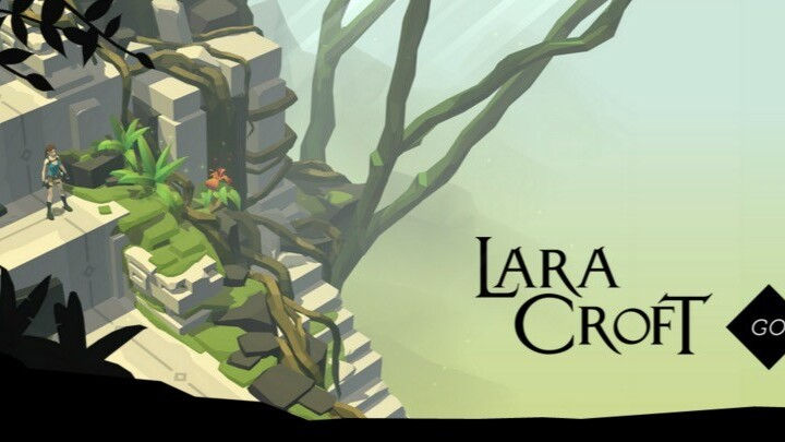 TNW's Apps of the Year: Lara Croft GO is the smartest and most visually enticing puzzler since Monument Valley