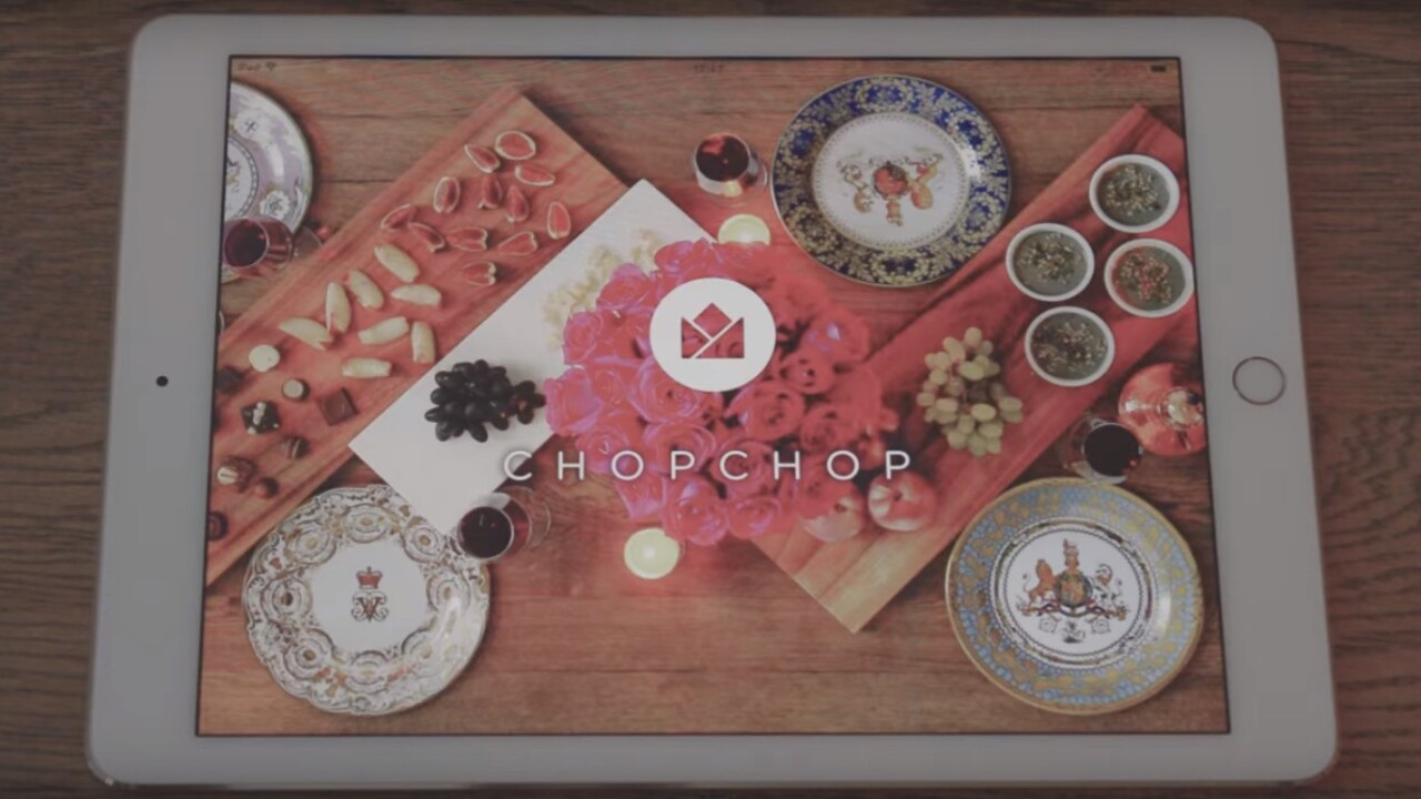 ChopChop for iOS is the ultimate kitchen assistant