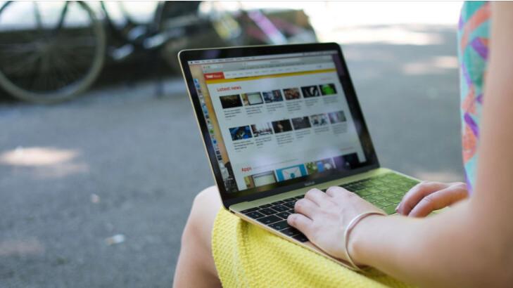 No, Apple didn't leak a new MacBook on 60 Minutes last night