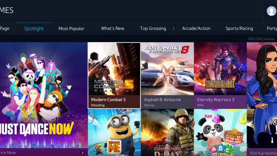 PlayStation Now is coming to Samsung smart TVs, along with tighter security and smart home connectivity