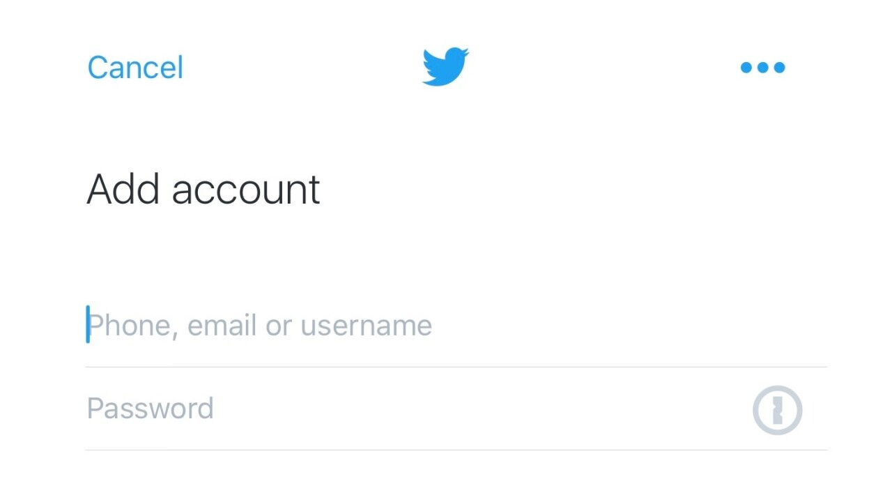 Twitter for iOS adds 1Password integration for safe and easy log-ins