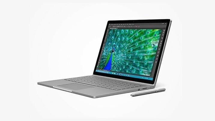 Win a Microsoft Surface Book!