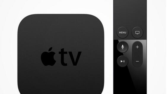 Win a new 64GB Apple TV!