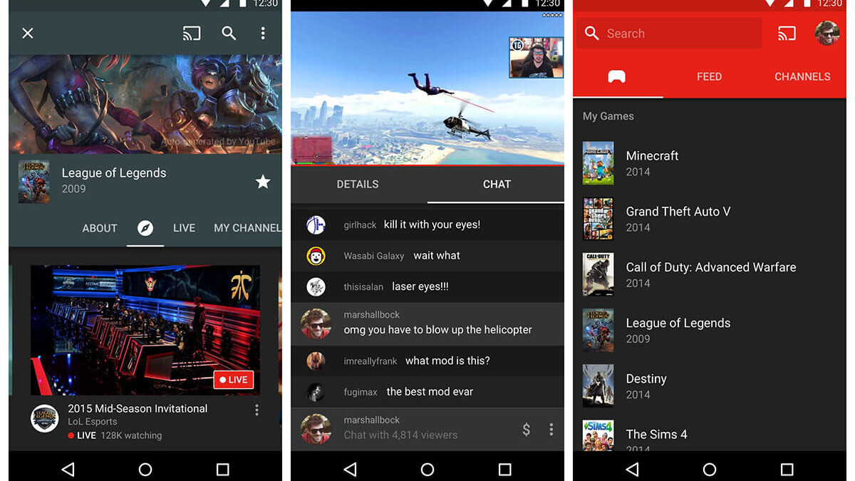 YouTube Gaming's APIs now support more real-time chat and monetization controls