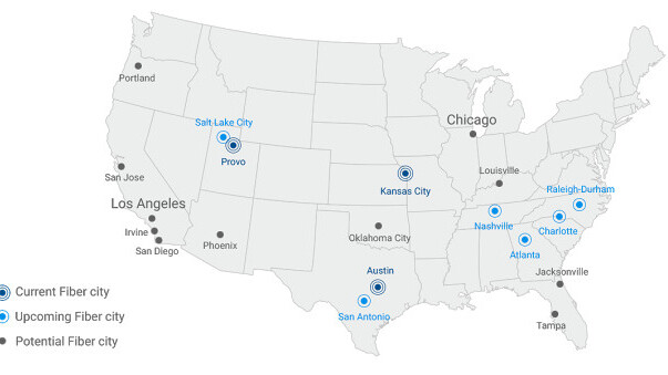 Google Fiber could hit LA and Chicago next