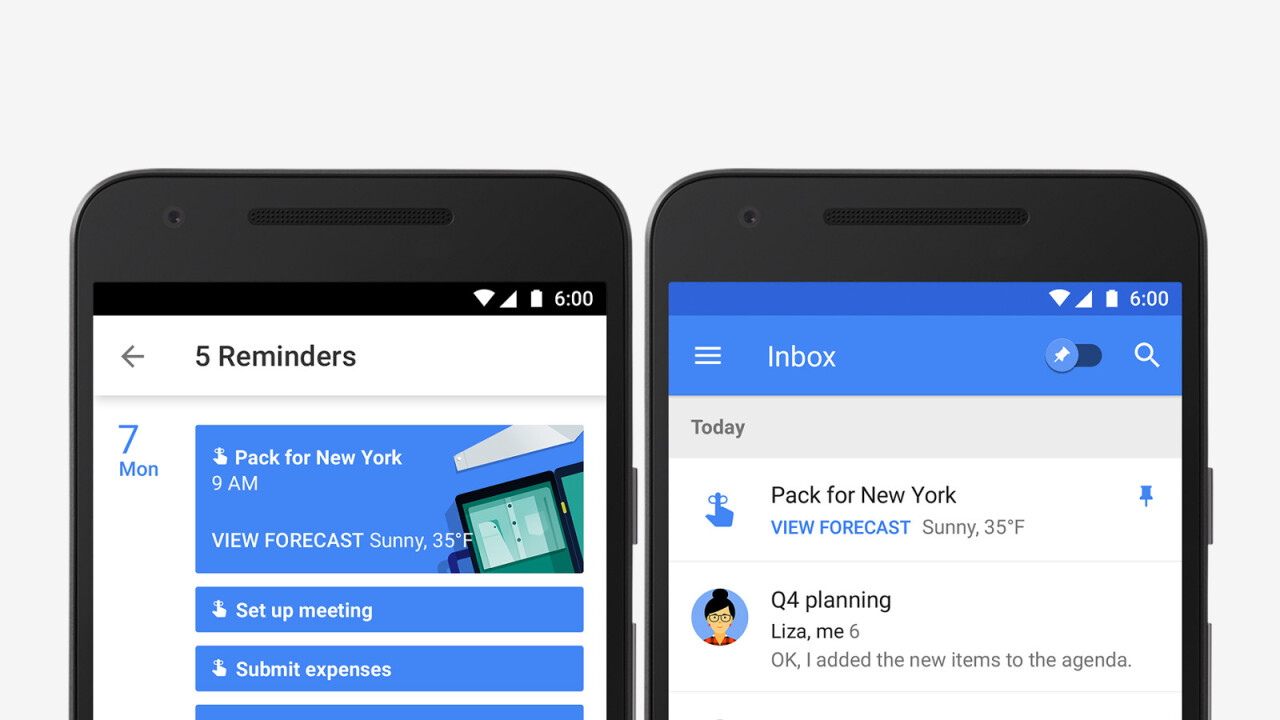 Google Calendar adds reminders so you can nag yourself into getting stuff done