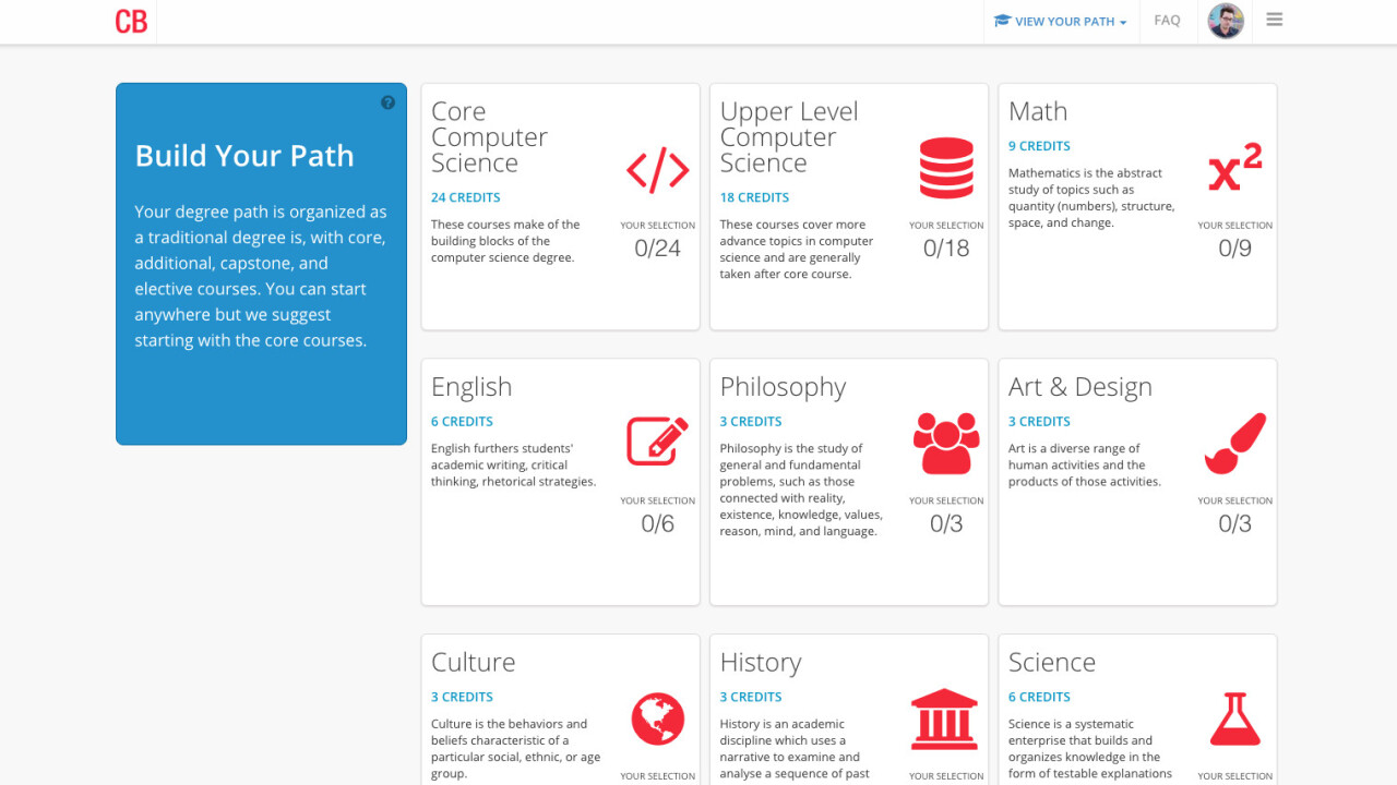 CourseBuffet serves up a free DIY degree in Computer Science or Management