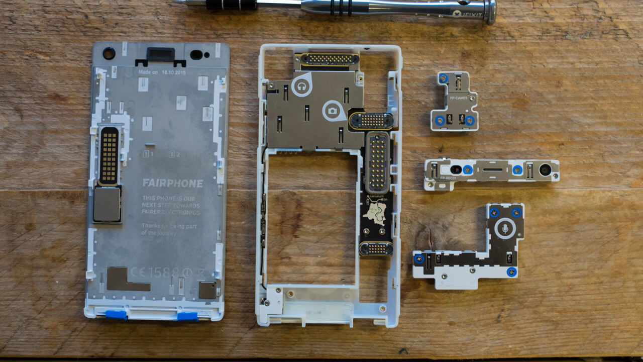 Review: Fairphone 2 is a modular smartphone that could last you years