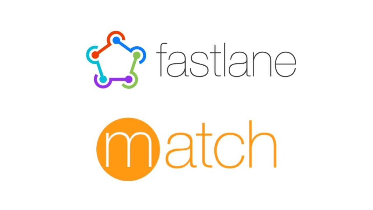 A new tool from fastlane called match helps teams of developers sign code