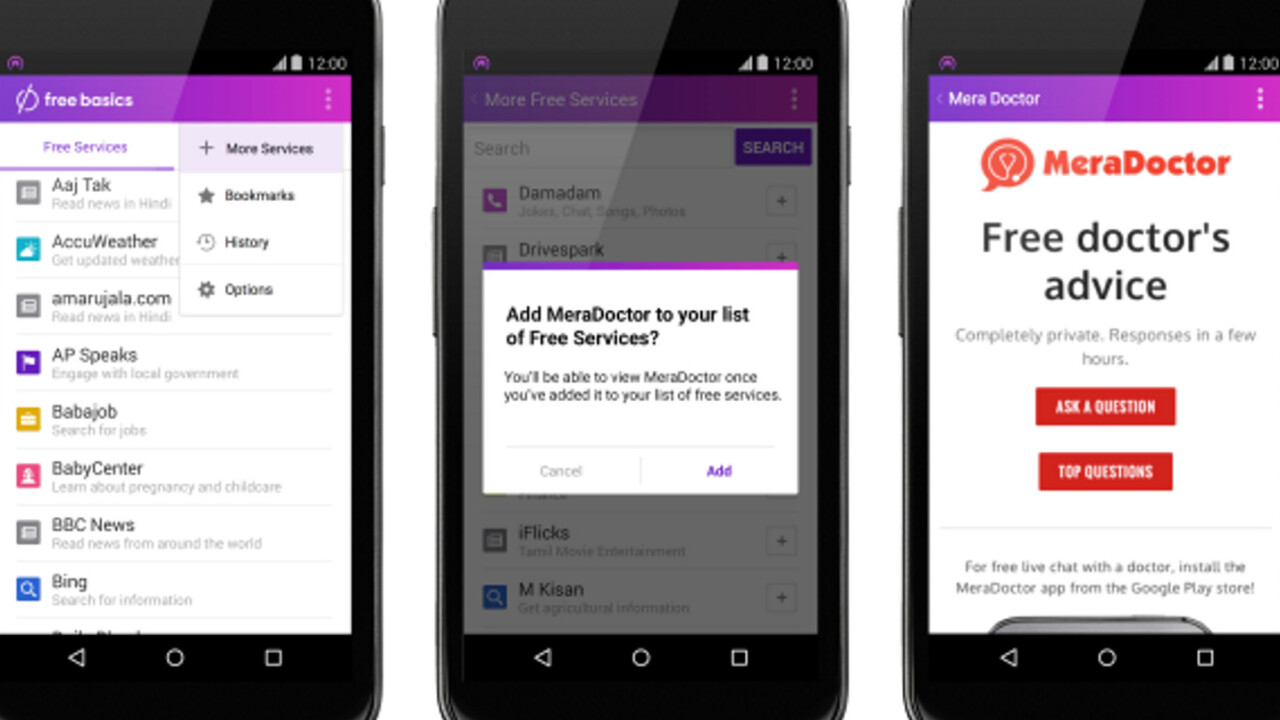 Facebook has just 24 hours to find the 11 million people it says support Free Basics in India