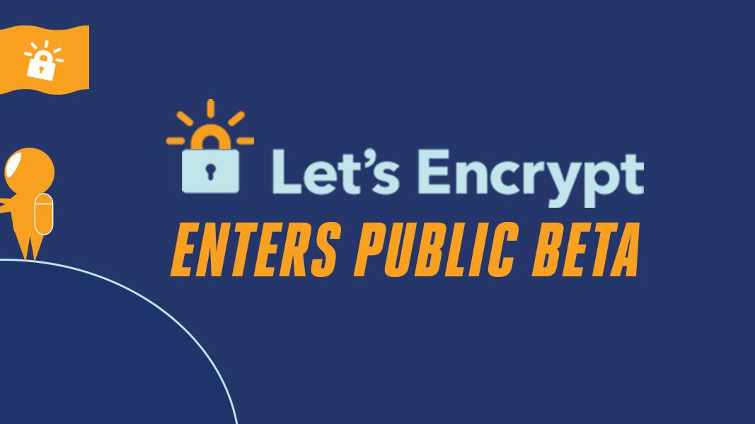 EFF's free HTTPS tool 'Let's Encrypt' enters public beta