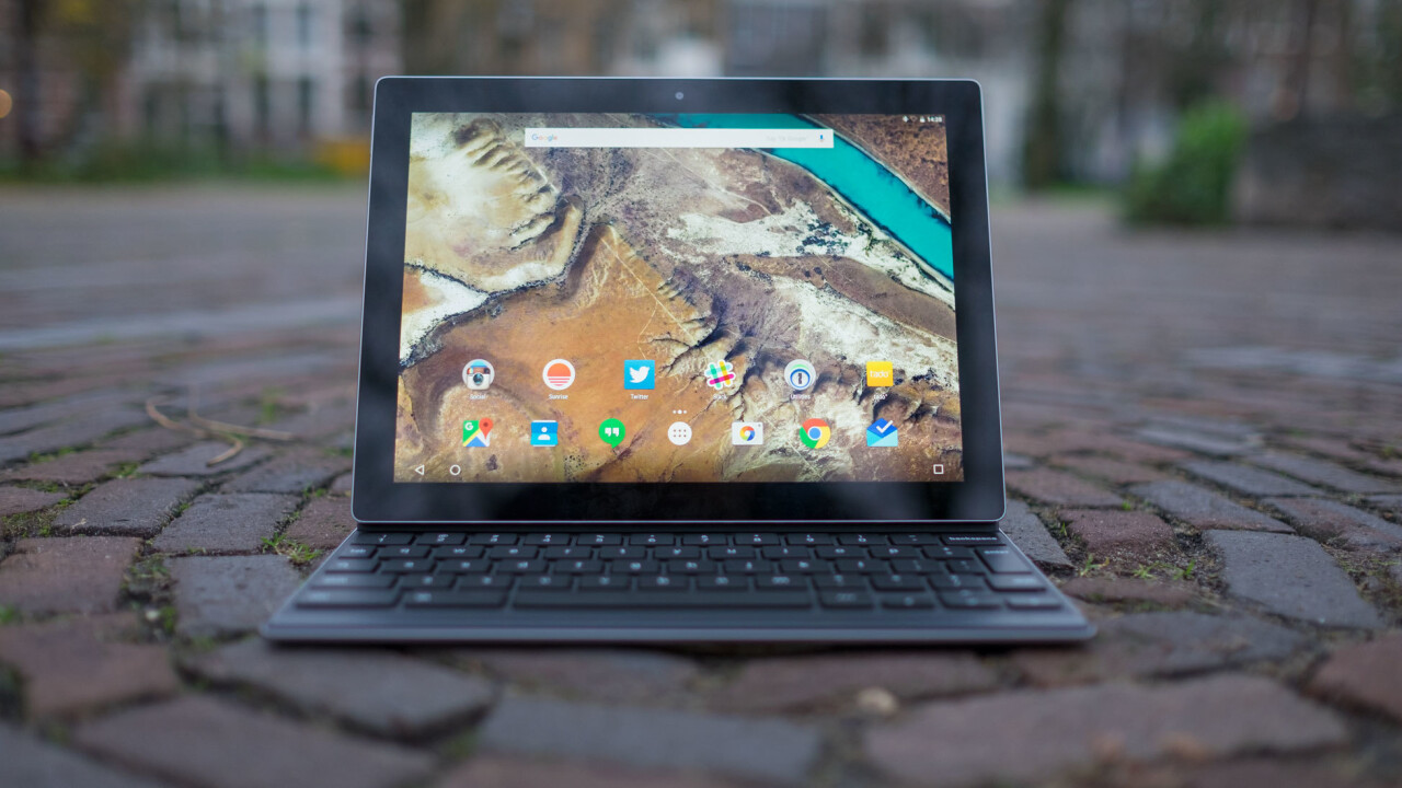 Google's Pixel C tablet is amazing — except for one big problem