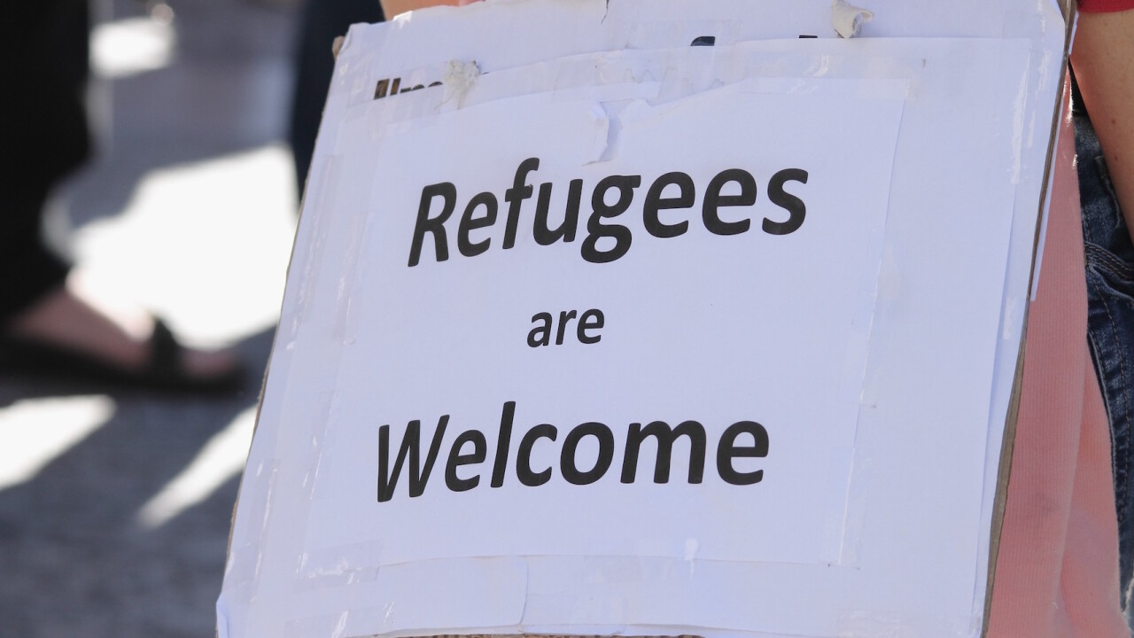 Refugees that make it to the UK have been spied on since 2013