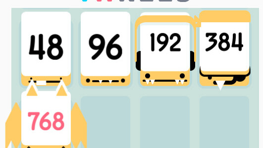 Say goodbye to your workday: you can play Threes in your browser
