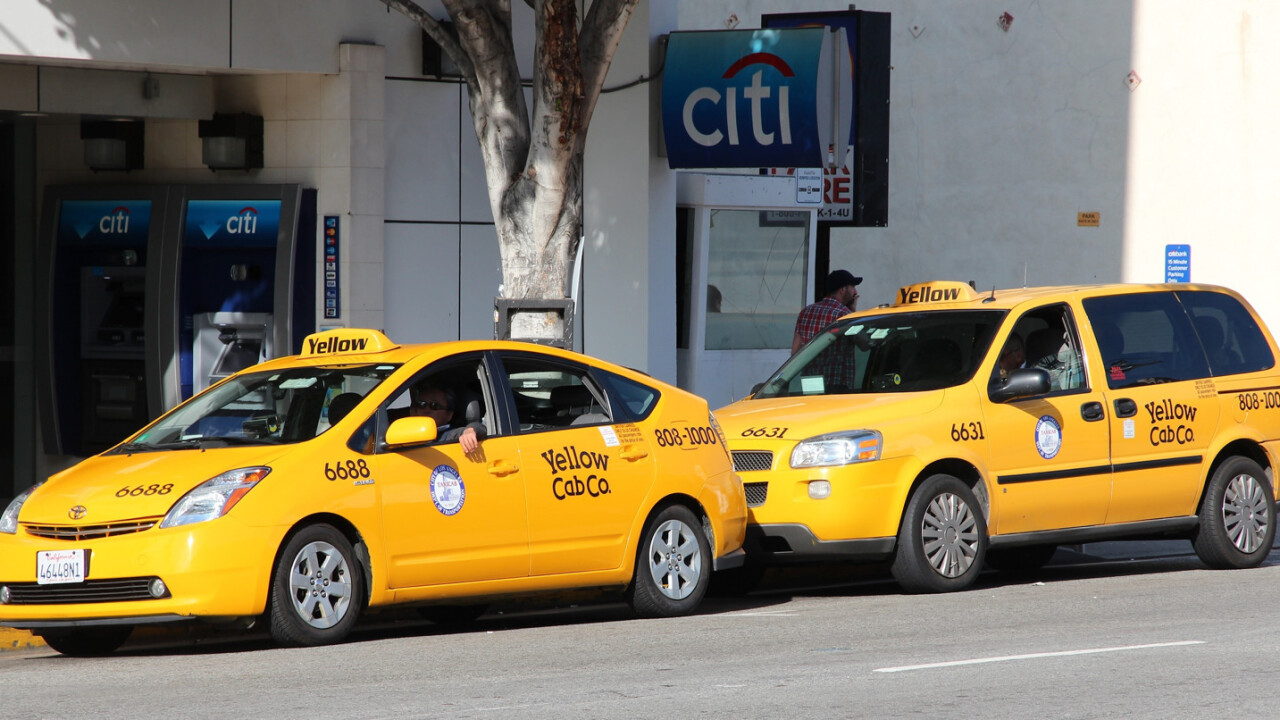 Taxis in California are about to get more Uber-like with TaxiOS app from Flywheel
