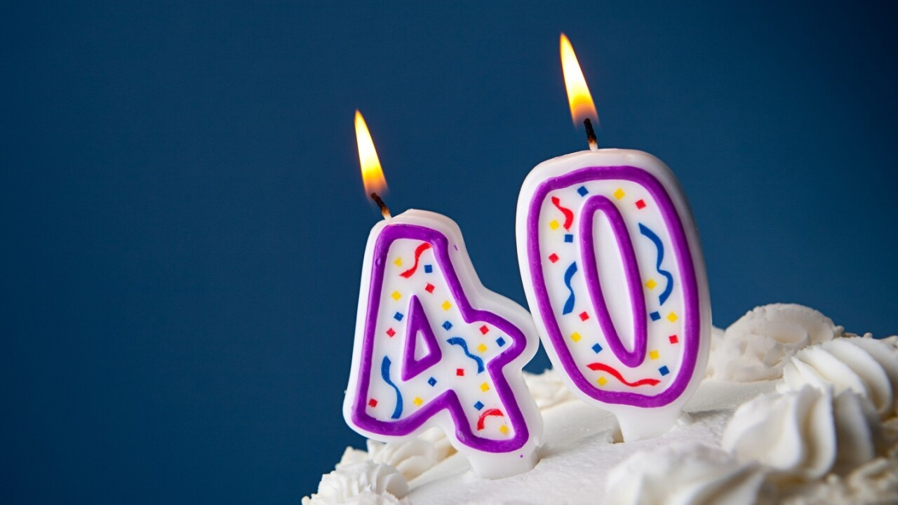 Why founding a startup in your 40s beats doing it earlier