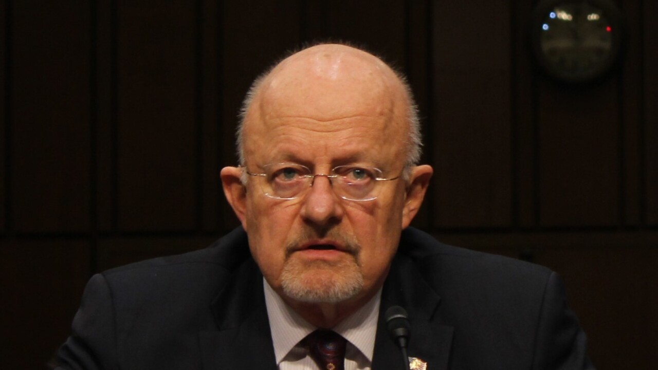 US intelligence boss James Clapper's phone and personal email were hacked