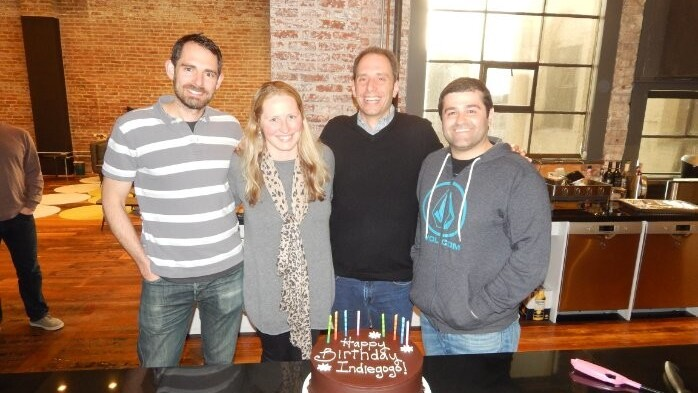 Indiegogo CEO Slava Rubin is stepping down