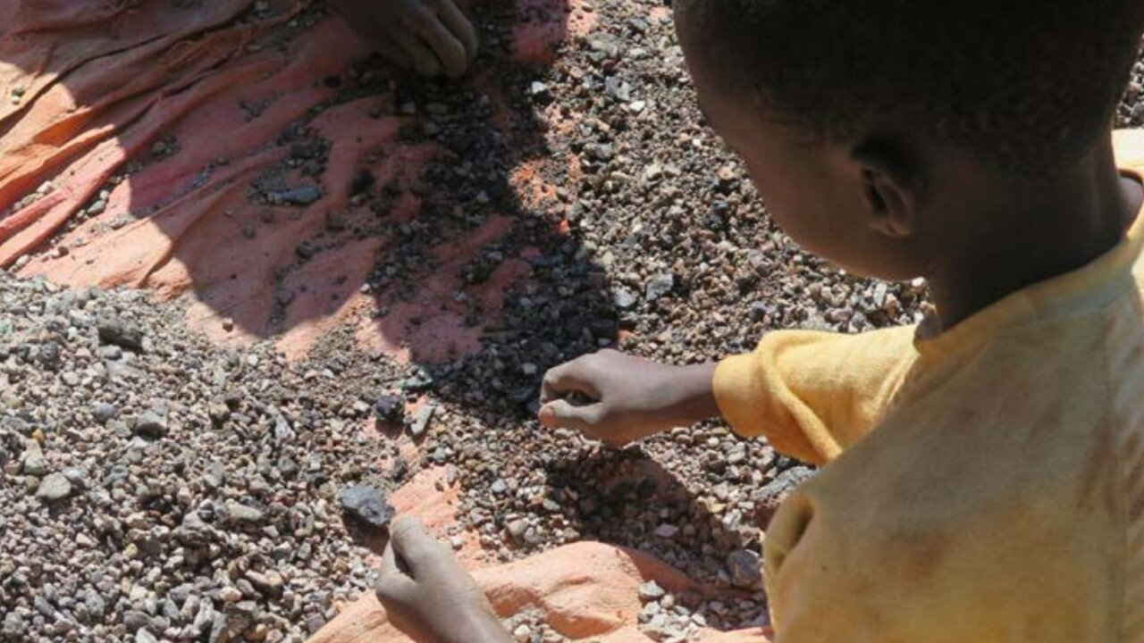 Apple, Microsoft and Samsung must stop sourcing materials mined by child laborers