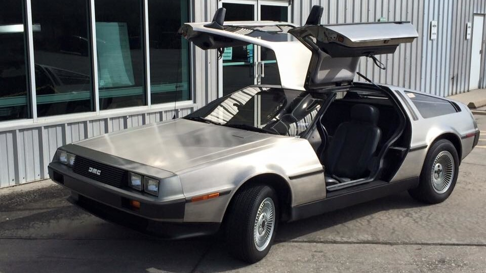 Go back to the future in 2017 as DeLorean heads back into production