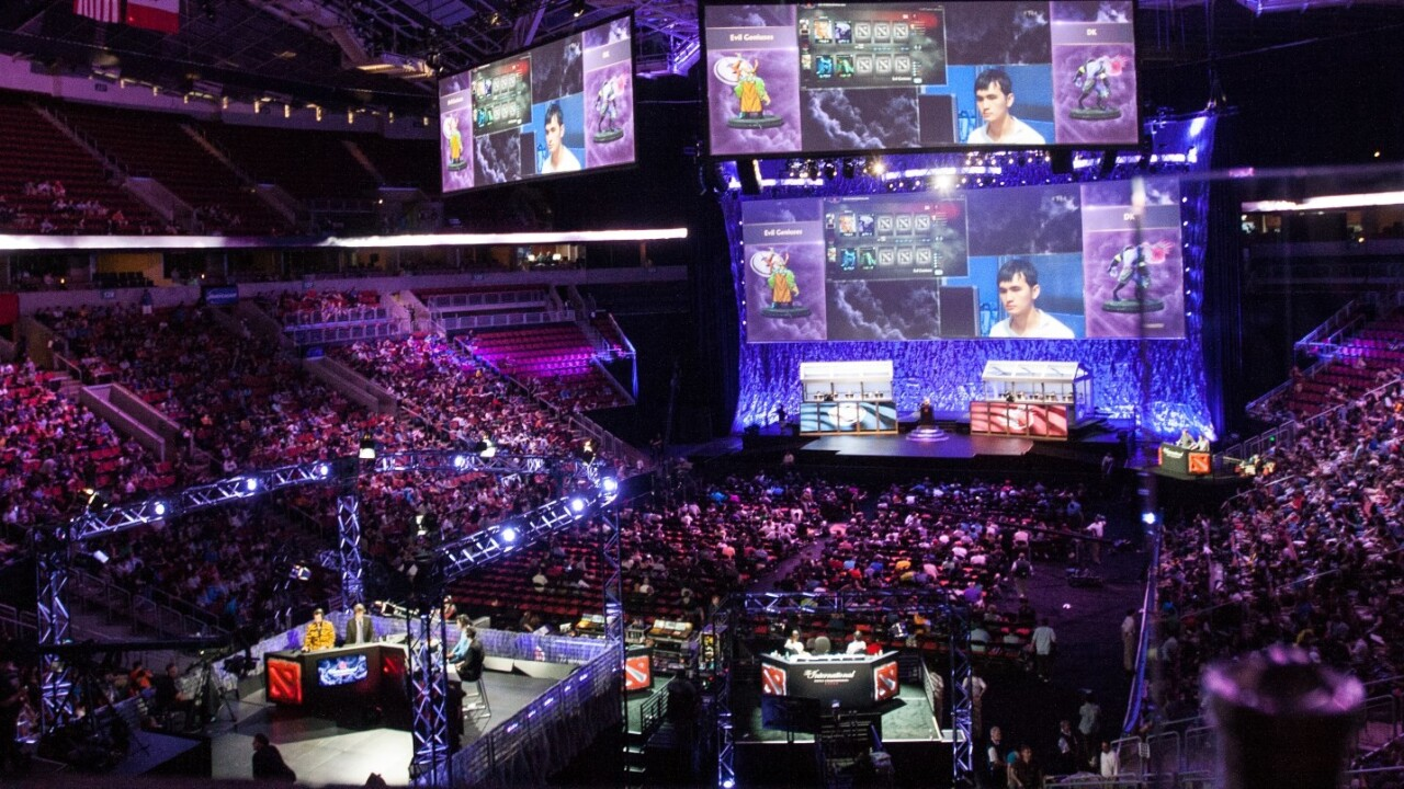 ESPN is getting into the esports game