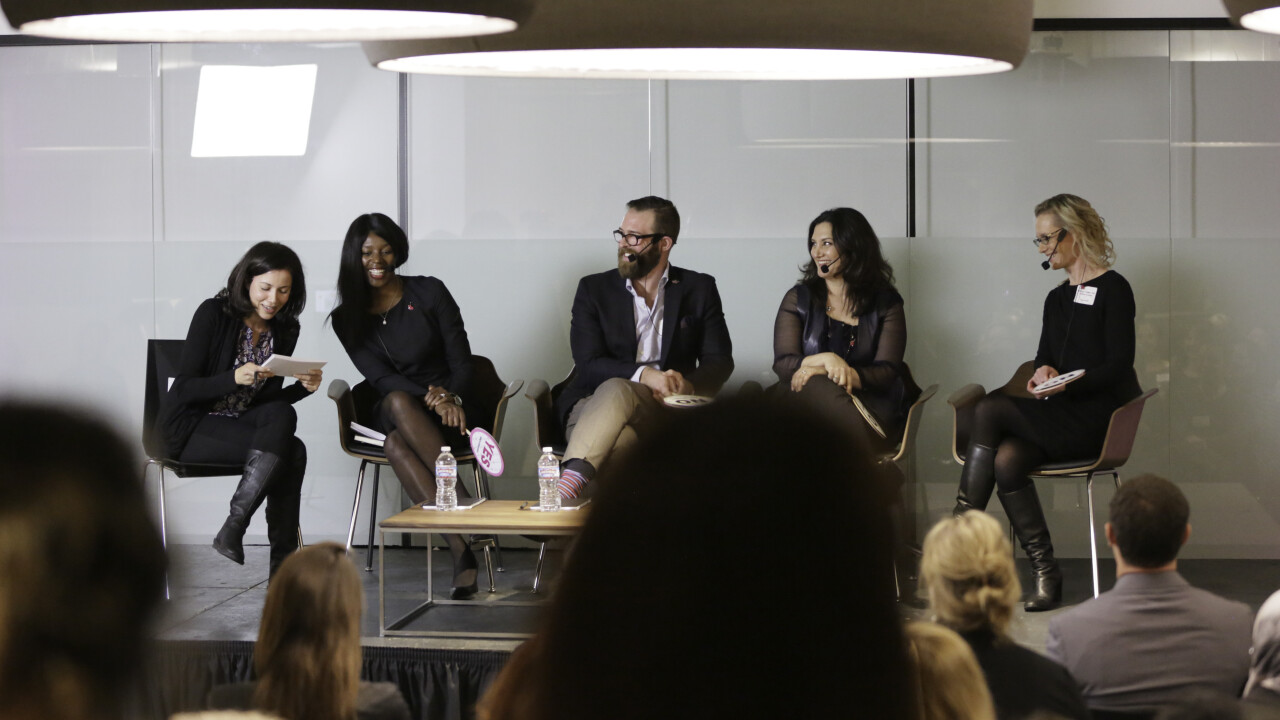 Gender equality in Silicon Valley won't happen in our lifetime, says #HeForShe panel