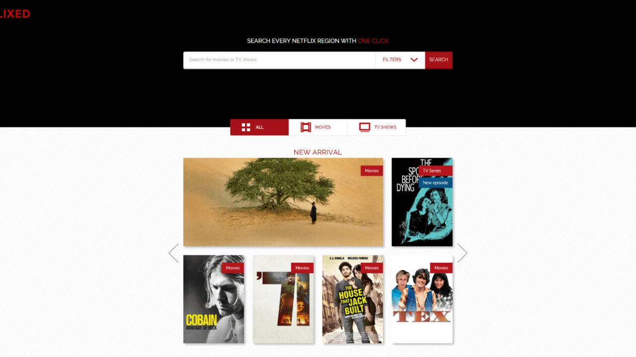Netflix search sucks? Flixed fixes it
