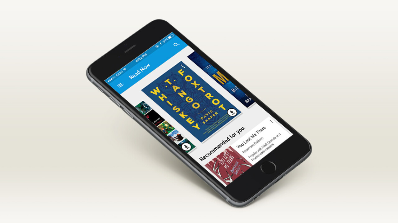 Google Play Books starts a new chapter in 9 new countries