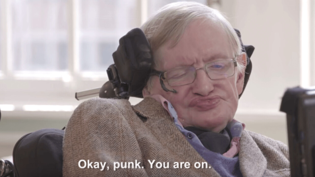 Stephen Hawking and Paul Rudd battle it out at Quantum Chess