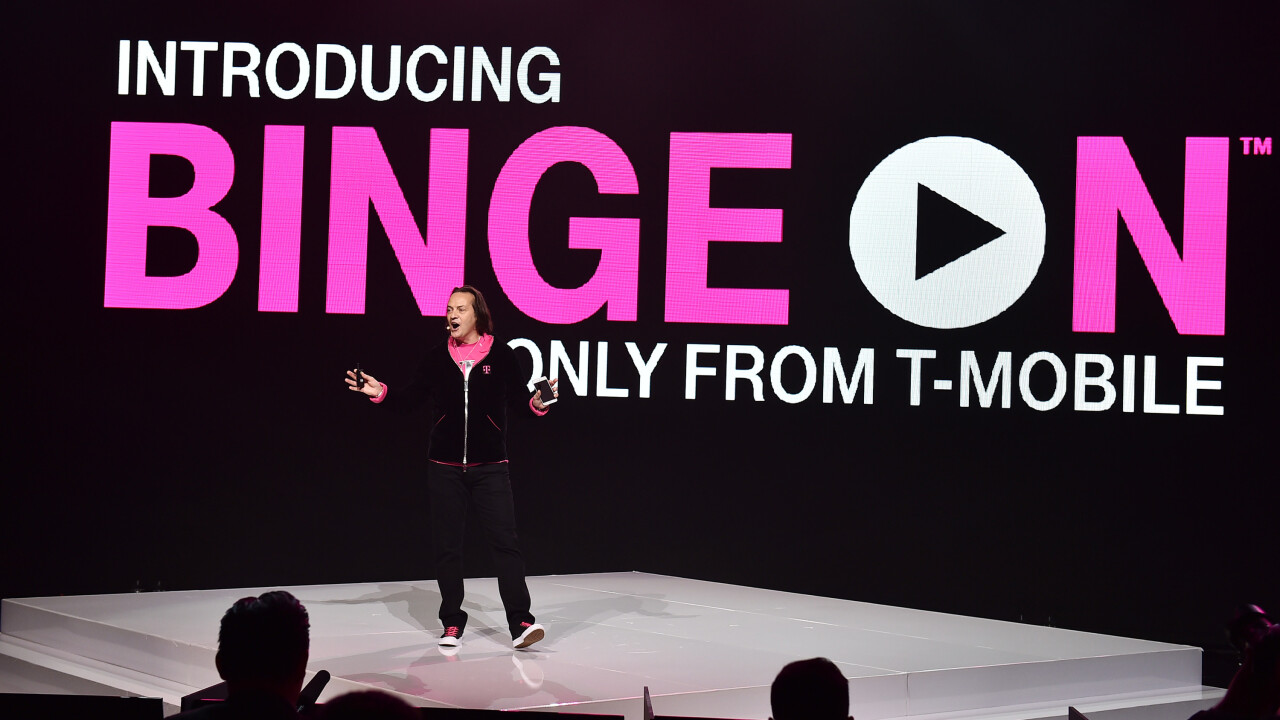 T-Mobile lost a Binge On streaming partner after Legere told EFF to eff off