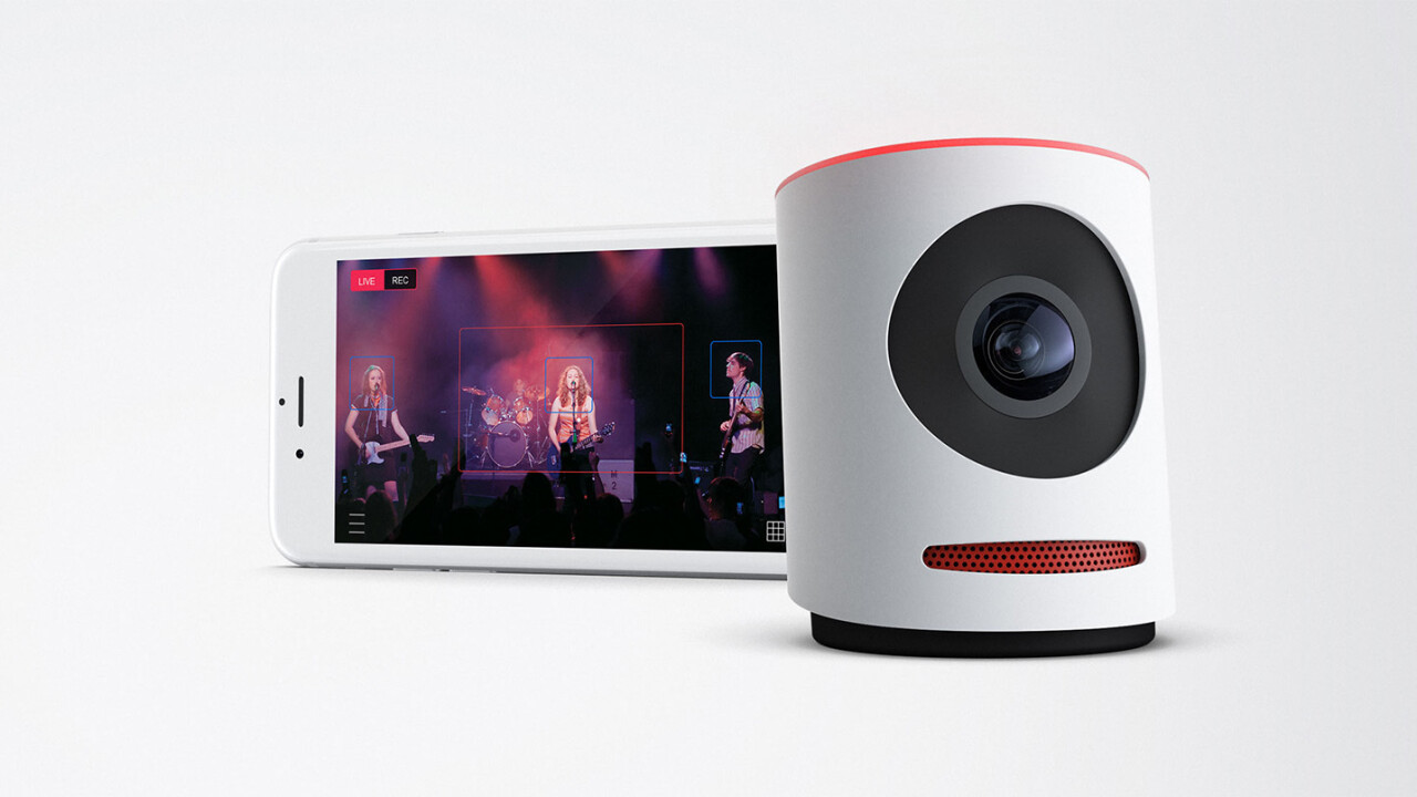 Livestream's $399 Movi camera lets you edit 4K footage while you shoot