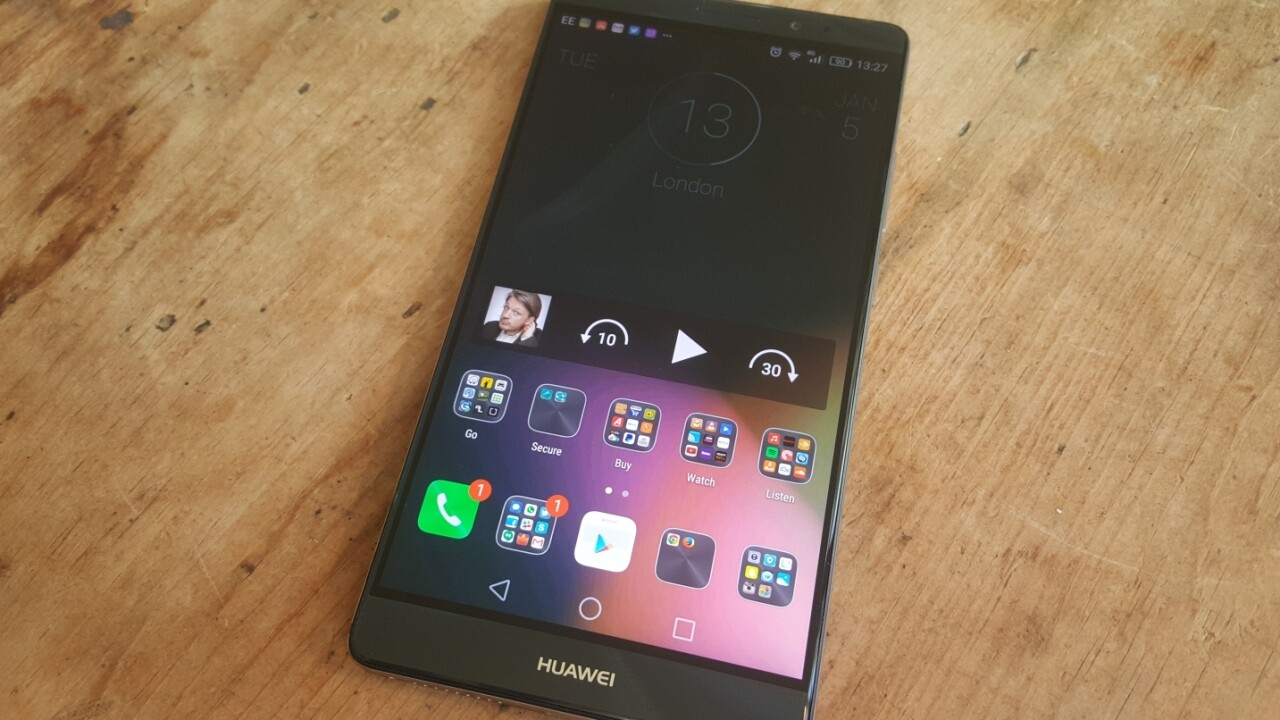 Huawei Mate 8 review: A somehow understated 6″ flagship with incredible battery life