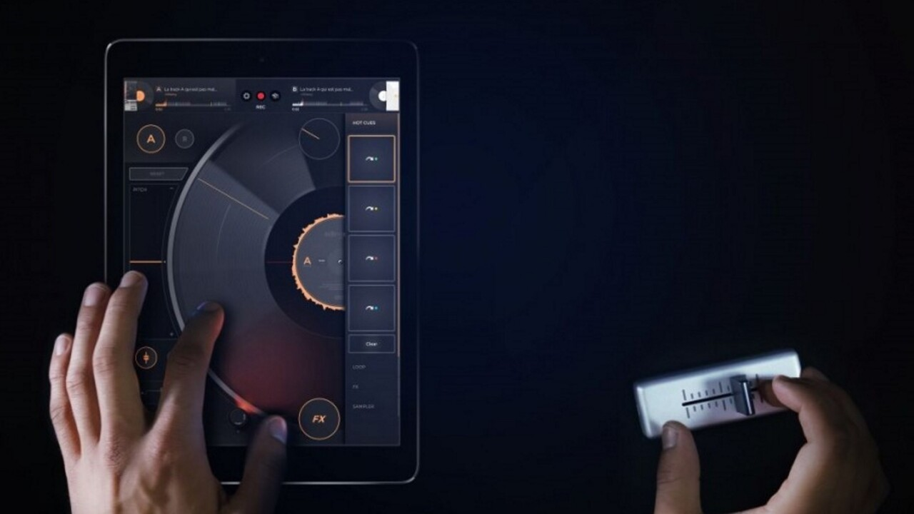 Wireless 'Mixfader' for DJs now up for pre-order, Scratch tutorial app on the way