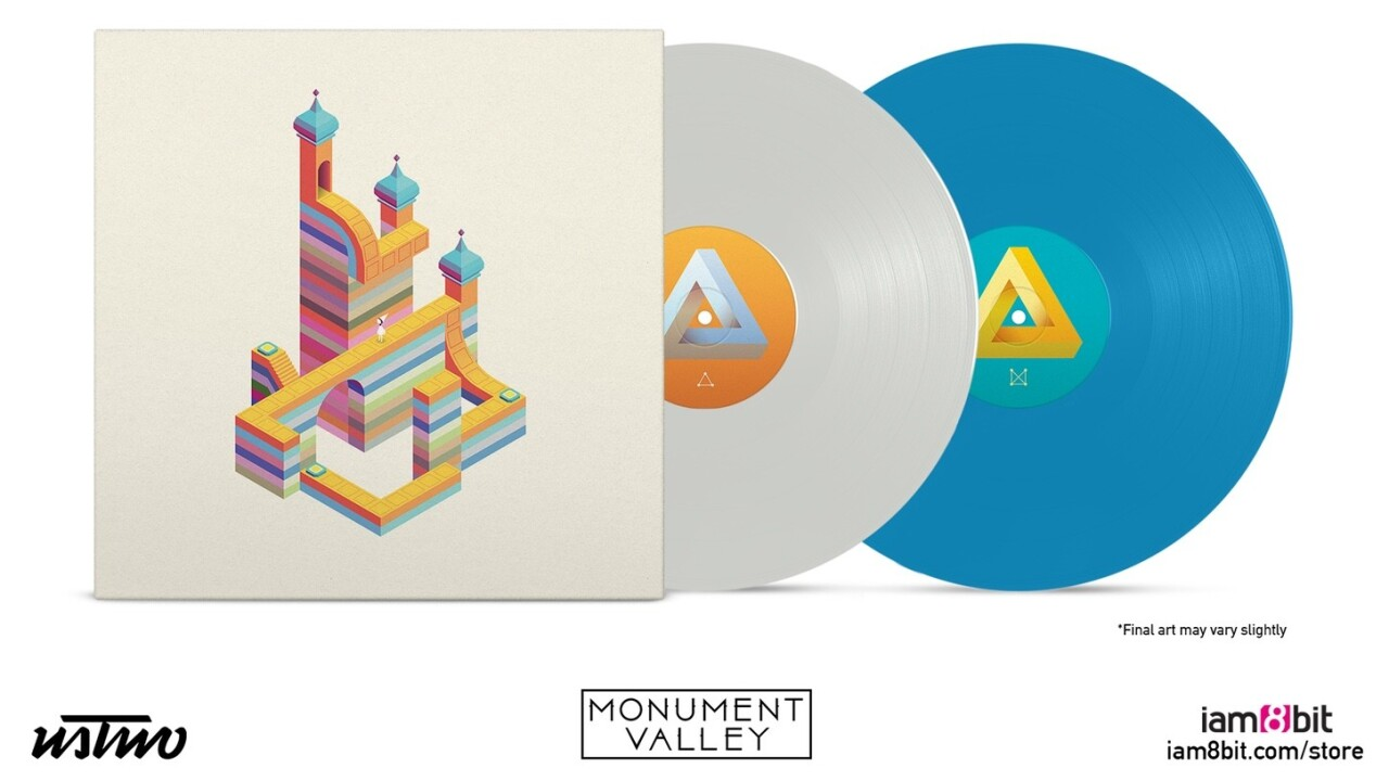 Monument Valley's soundtrack is coming to vinyl for all the hipster gamers